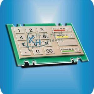 供应ATM金属密码键盘/CDM机加密键盘