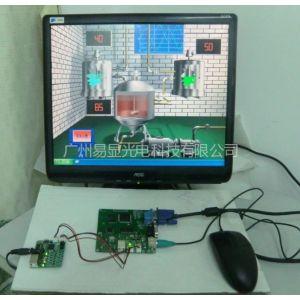 供应单片机显卡——(VGA控制板)让您的单片机轻易的点亮大尺寸LCD或CRT显示器