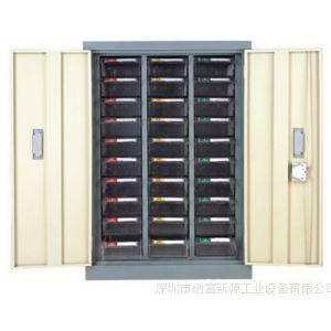 供应质量好的零件柜厂家;75抽蓝色抽屉零件柜;30抽透明抽屉零件柜图