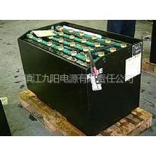 供应48v-80v永恒力叉车配套蓄电池,牵引电瓶组型号,规格,报价。