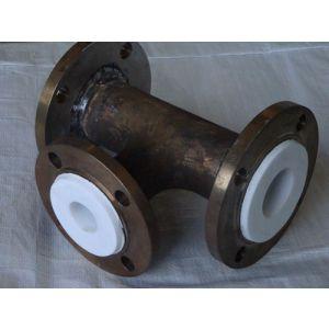 供应钢衬氟管道/钢衬聚四氟乙烯管道/衬氟管道厂家/衬四氟管道性能优异