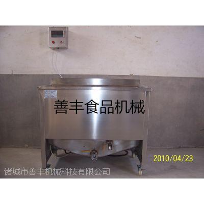 供应SF-500型电加热油炸锅,小型电炸锅,食品电炸锅