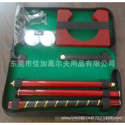 高尔夫推杆 三节礼品套装 配球洞 球杆礼品 练习用品 厂家直销