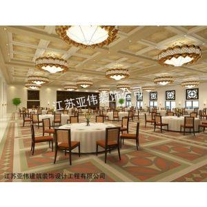 供应南京专业饭店装修设计公司 饭店装修方案 报价 价格