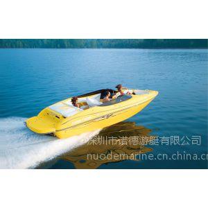 供应全新进口小型快艇EBBTIDE 艾博泰2240玻璃钢快艇游艇