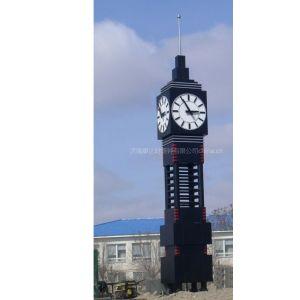 康巴丝厂家专业生产制造安装景观钟 户外田园景观钟kts15168