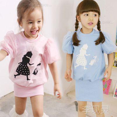 2014夏装新款女孩女生韩版公主裙子免费加盟免费一件代发  代理