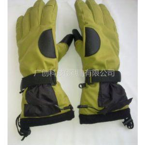 供应摩托车手套 /充电式手套 /发热保暖手套