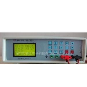 供应对讲机电池测试仪 电池多功能综合检测仪器 对讲机电池性能测试仪