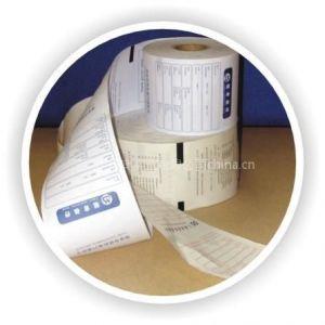 供应香港电脑打印票据印刷 医疗POS纸印刷 银行ATM卷纸印刷