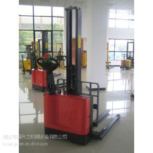 供应电动托盘升降货车 东莞电动堆货车  电动堆垛机图片