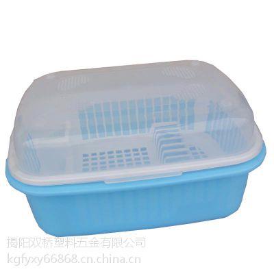 供应广西南宁塑料餐具收纳盆