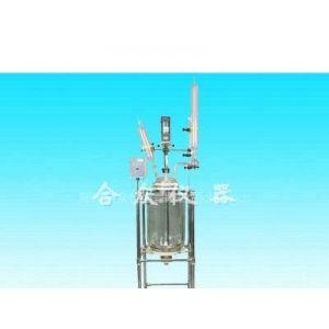 供应孝义合众-双层玻璃反应釜SF-5L—50L