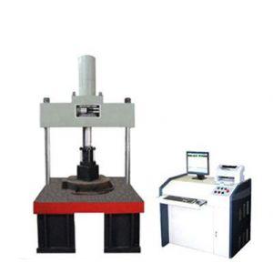 供应JAW-1000微机控制电液伺服井盖压力试验机