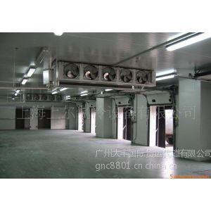 供应广州食品加工业制冷设备免税清关手续