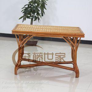 供应浙江藤木餐桌椅 长餐桌 客厅茶几组合套装 藤餐桌椅厂家直销