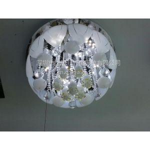 供应LED大功率客厅灯 现代简约吸顶灯 餐厅卧室书房灯饰灯具