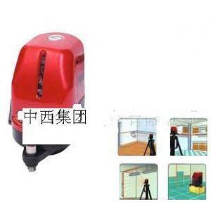供应激光水平仪/红外线水平仪(两线的-铝合金三角支架) 型号:SAN10-LS99706(优势产品)