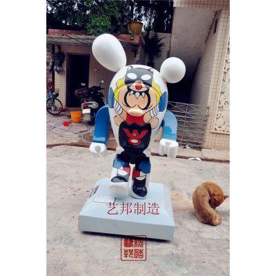 台州浮雕企业浮雕咪咪流浪记彩绘浮雕企业圆雕
