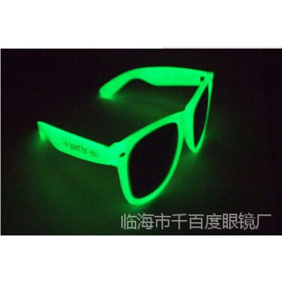 批发供应 框架眼镜 太阳镜 夜光效果太阳镜订做 批发