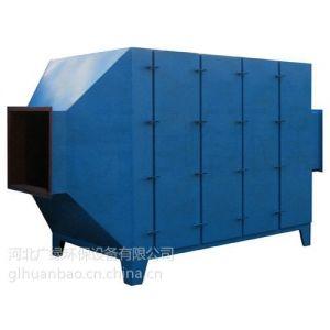 供应废气处理设备-活性炭处理箱/活性炭设备价格广绿环保