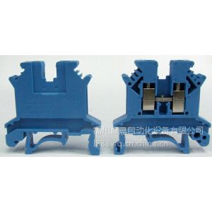 供应上海雷普JUK通用接线端子JUK10N-BU 蓝色接线端子10mm2 雷普蓝色端子销售电话
