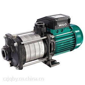 威乐卧式不锈钢泵MHI403
