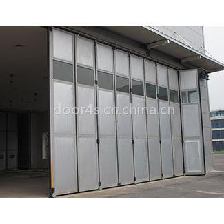 道易通量身定制 工业折叠门