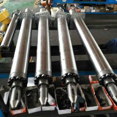 供应吹膜机螺杆机筒厂家—指定《金鑫》螺杆炮筒、厂家品质过硬、价美物廉、质优!