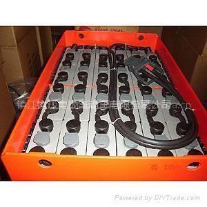 供应克拉克叉车电瓶48V叉车电池生产厂家直供叉车蓄电池