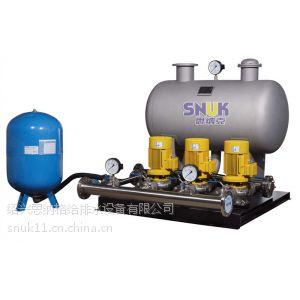 供应变频调速供水设备