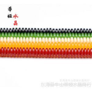 DIY饰品手工配件材料佛珠佛牌链搭配隔珠隔片彩色散珠半成品批发