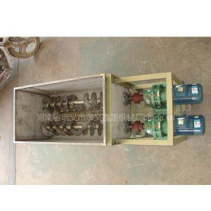 供应大型不锈钢双螺旋洗面机和面机