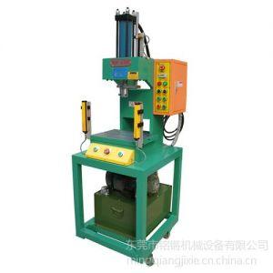 供应东莞薄膜开关鼓(凸)C型油压机