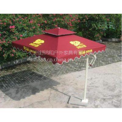 供应咖啡厅户外遮阳伞,侧立伞,单边伞