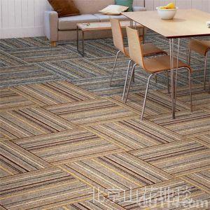 供应办公方块地毯销售铺装铺方块地毯的好处有很多