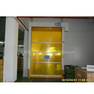 供应水晶卷帘门,透明卷帘门 工业卷帘门