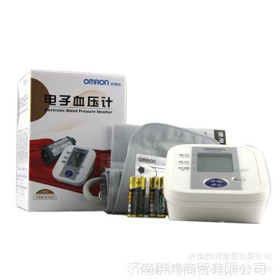 大连欧姆龙血压计 8102A 家用手臂式电子血压计仪血压仪批发正