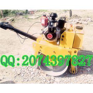 供应超低价销售手扶式单轮柴油压路机