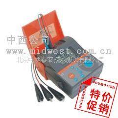 供应接地电阻测试仪/接地电阻摇表/接地电阻表 型号:BDFMI2125