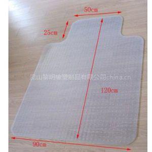 PVC椅子垫chair mat 滑轮椅垫环保型地毯地板保护垫凸型方型源头厂家全球速卖通亚马逊易贝商城