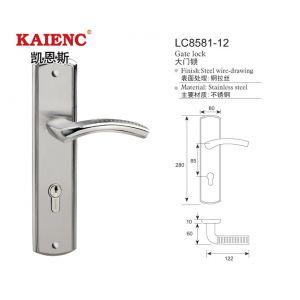 供应批发零售304精铸不锈钢大门锁 锁具十大品牌 304不锈钢锁 广东门锁生产 门锁品牌加盟代理