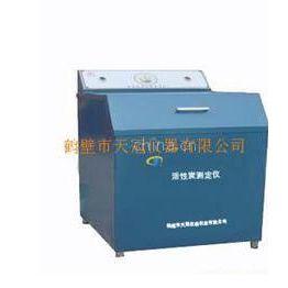 供应煤质颗粒活性炭转鼓试验机/煤质活性炭强度测定仪