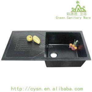 供应家直销,优质花岗岩-人造石产品系列厨房水槽