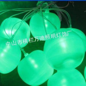 供应供应LED装饰灯、蔬果灯串、水果灯串、青苹果灯、瓜果灯