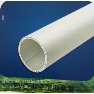供应pvc-u管道系列:pvc-u排水管,pvc-u实壁螺旋、空壁消音管