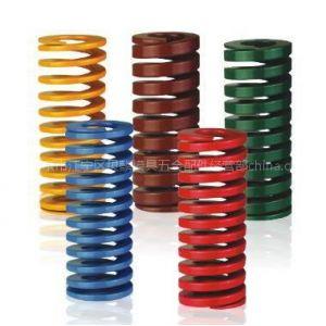 无锡金易和批发供应优质国产矩形模具弹簧/日标杂色扁线弹簧
