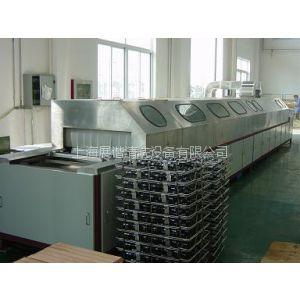 供应低碳钢冲压件喷淋清洗机