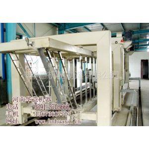供应加气混凝土砌块设备空翻切割机的流入和优越性