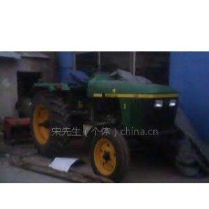 供应紧急出售约翰迪尔天拖820拖拉机